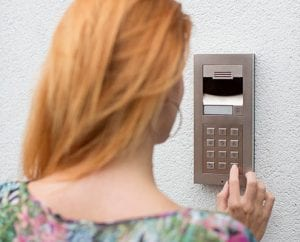 Door Security Keypad