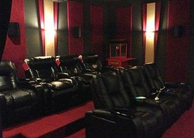 Home Cinema Acoustic Treatments