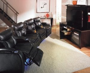 Lane Cinema Group Recliners