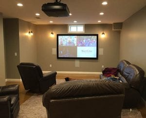 Theater and Surround Sound