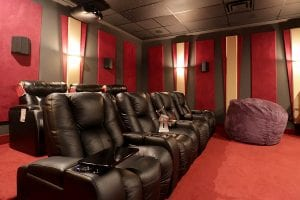 BGHE Home Theater