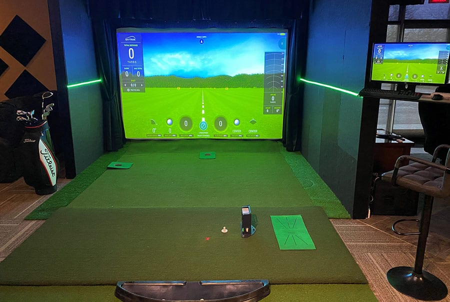 Golf from Home